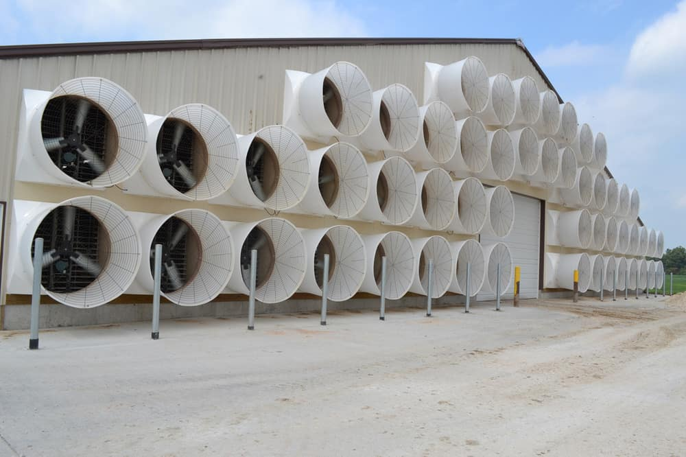 Valley Building Systems Foxland Harvestore