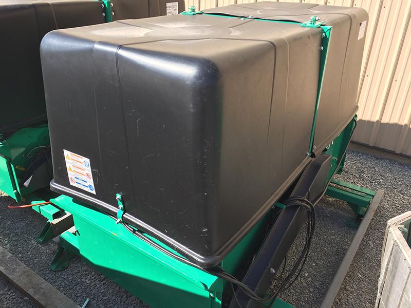 Houle SW450 Double Drive Scraper System